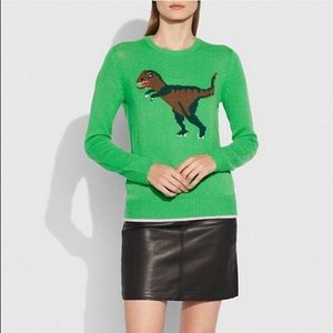 Coach Trex sweater